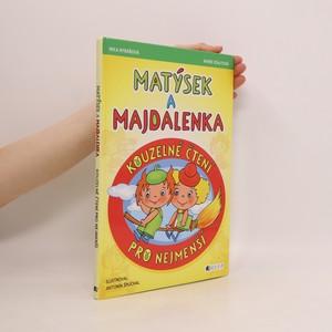 náhled knihy - Matýsek a Majdalenka : kouzelné čtení pro nejmenší