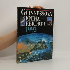 náhled knihy - Guinnessova kniha rekordů 1993