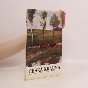 náhled knihy - Česká krajina :