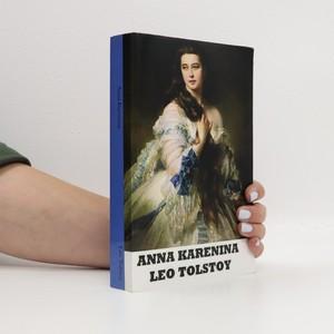náhled knihy - Anna Karenina. Anglicky
