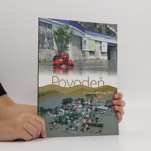 náhled knihy - Povodeň v Ústeckém kraji 2013
