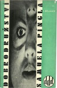 náhled knihy - Dobrodružství Samuela Pingla