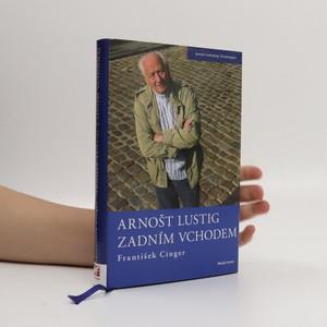 náhled knihy - Arnošt Lustig zadním vchodem