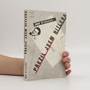 náhled knihy - Přežil jsem Hitlera