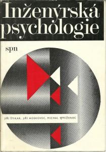 náhled knihy - Inženýrská psychologie