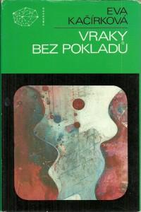 náhled knihy - Vraky bez pokladů