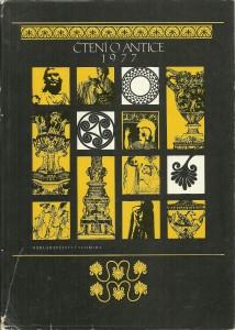 náhled knihy - Čtení o antice 1977