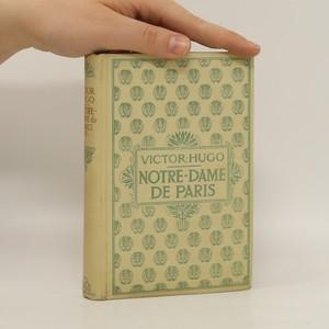 náhled knihy - Notre-Dame de Paris