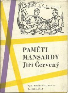 náhled knihy - Paměti Mansardy