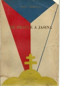 náhled knihy - De Prague a Jasina