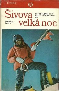 náhled knihy - Šivova velká noc. Československý výstup na Makalu 1976