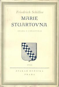 náhled knihy - Marie Stuartovna. Drama o 5 dějstvích