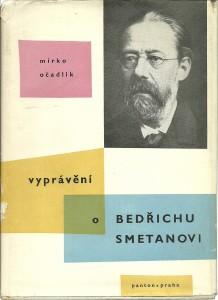náhled knihy - Vyprávění o Bedřichu Smetanovi