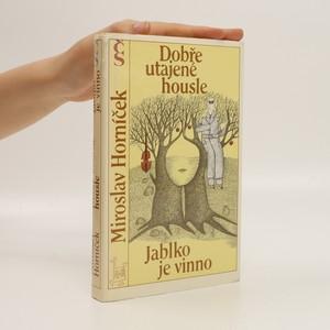 náhled knihy - Dobře utajené housle / Jablko je vinno