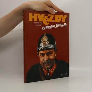 náhled knihy - Hvězdy českého filmu II.