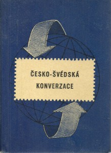 náhled knihy - Česko - švédská konverzace