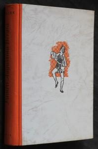 náhled knihy - Paměti Augustina Bergra, choreografa a baletního mistra Národního divadla v Praze a několika světových scén
