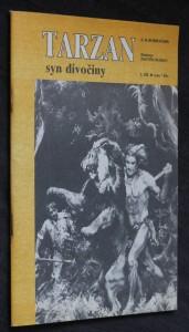 náhled knihy - Tarzan. Díl 1, Syn divočiny