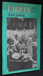 náhled knihy - Tarzan. Díl 2, Vězeň pralesa Vězeň prales
