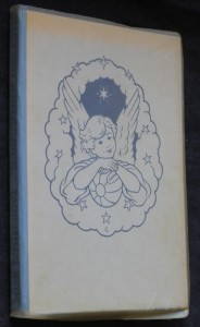 náhled knihy - O neposedném andílkovi