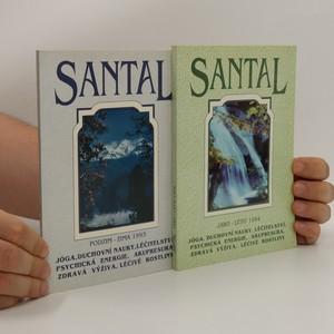 náhled knihy - Santal : Podzim-zima 1993. Jaro-léto 1994 (2 sešity)