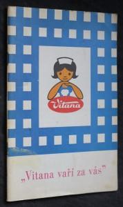 náhled knihy - Vitana vaří za vás