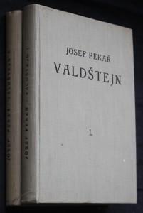 náhled knihy - Valdštejn : 1630 až 1634 : (dějiny valdštejnského spiknutí). Díl 1.-2.