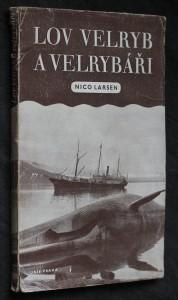 náhled knihy - Lov velryb a velrybáři