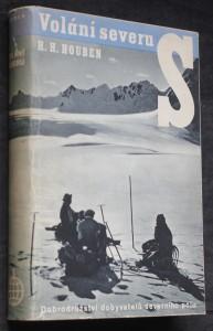 náhled knihy - Volání severu : hrdinná dobrodružství dobyvatelů severního pólu