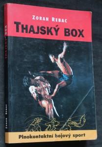 náhled knihy - Thajský box