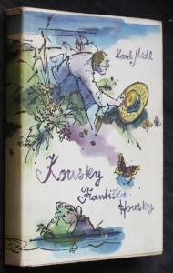 náhled knihy - Kousky Františka Housky