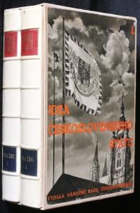 náhled knihy - Idea československého státu. (2 svazky)