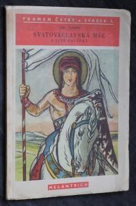 náhled knihy - Svatojánská mše a jiné povídky