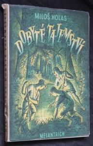 náhled knihy - Dobyté tajemství