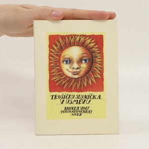náhled knihy - Trošíčku sluníčka v úsměvu