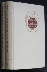náhled knihy - Smějeme se s Jaroslavem Haškem : výbor nejlepších Haškových humoresek. 1.-2. díl