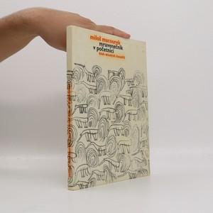náhled knihy - Mravenečník v početnici