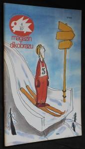 náhled knihy - Magazín Dikobrazu 87/4