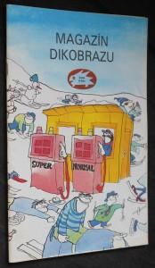 náhled knihy - Magazín Dikobrazu