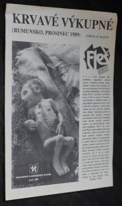 náhled knihy - Krvavé výkupné : (Rumunsko, prosinec 1989)