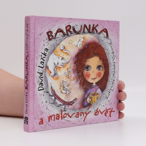 náhled knihy - Barunka a malovaný svět