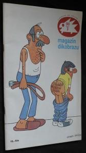náhled knihy - Magazín Dikobrazu 90/3