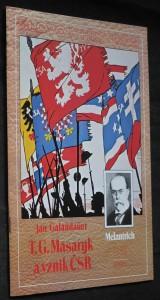 náhled knihy - Slovo k historii. T.G. Masaryk a vznik ČSR