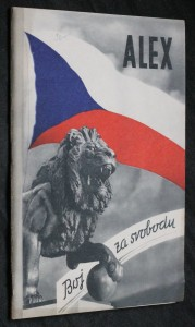 náhled knihy - Alex, boj za svobodu