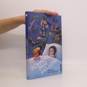 náhled knihy - Pohádky paní Meluzíny