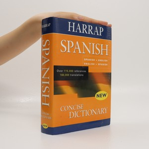 náhled knihy - Harrap : concise Spanish dictionary : Spanish-English/English-Spanish