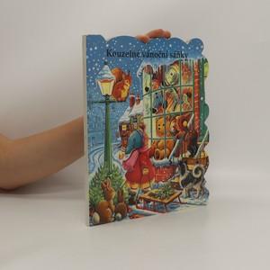 náhled knihy - Kouzelné vánoční sáňky