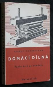 Domácí dílna: vazba knih po domácku