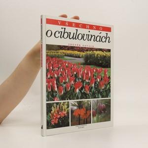 náhled knihy - Všechno o cibulovinách