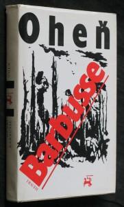 náhled knihy - Oheň : deník bojového družstva